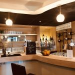 Photo de notre nouveau bar au Domaine de Cicé-Blossac à Bruz à 15 min de Rennes